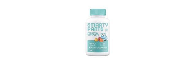 SmartyPants Prenatal Complete Gummy Vitamins coupon