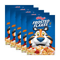 Zellers_Buy 5: Kellogg's® Cereals_coupon_33287