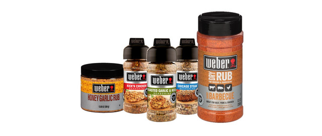 Weber® Spices & Seasonings  coupon