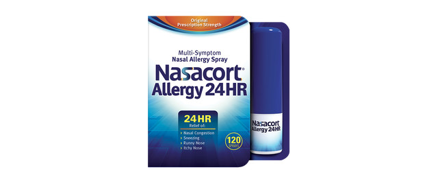 Nasacort 120 Spray coupon