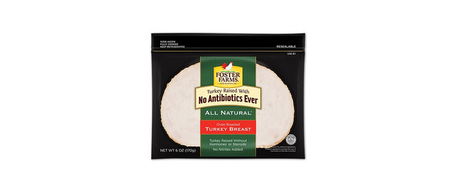 Foster Farms® No Antibiotics Ever Lunch Meat coupon