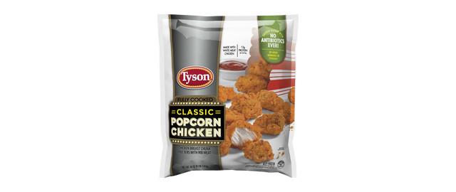 Tyson®PopcornChicken coupon