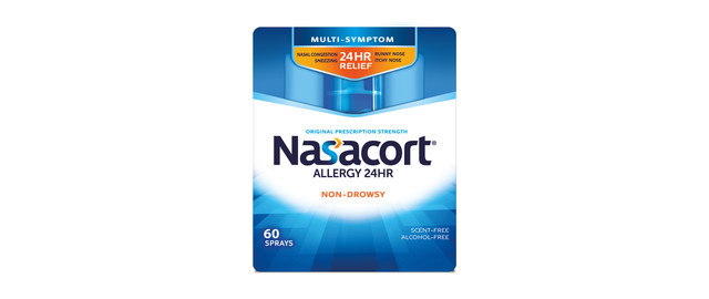 Nasacort® Allergy 24HR coupon