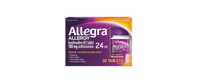 Allegra® Allergy coupon