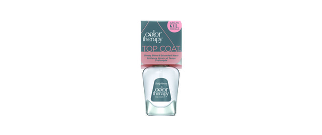 Sally Hansen® Color Therapy Top Coat Nail Products coupon