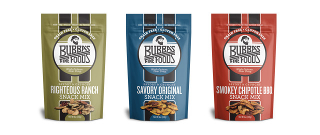 Bubba's Fine Foods Snack Mix coupon