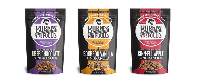 Bubba's Fine Foods UnGranolas coupon