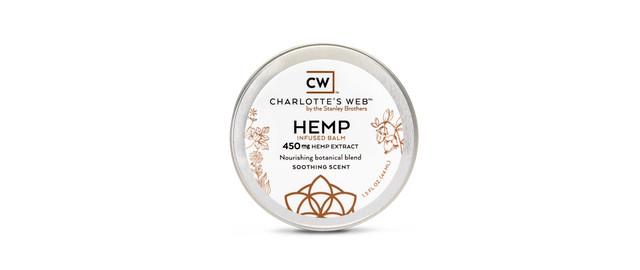 CW Hemp Infused Balm coupon