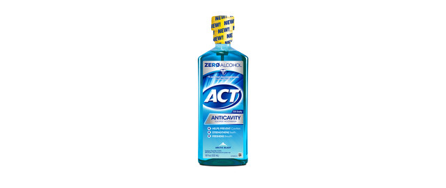 ACT® Adult Anticavity Rinse coupon