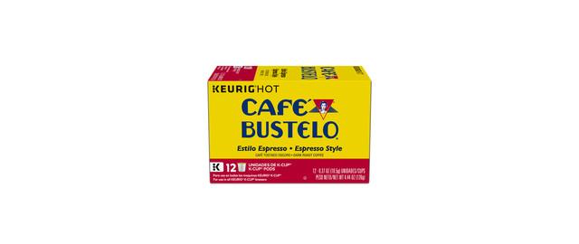 Café Bustelo K-Cup® Pods coupon