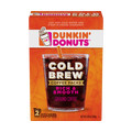 Walmart_Dunkin' Donuts® Cold Brew Coffee Packs_coupon_41662