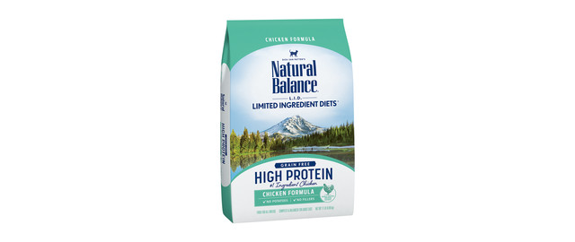 Natural Balance® L.I.D Limited Ingredient Diets® High Protein Cat Food coupon