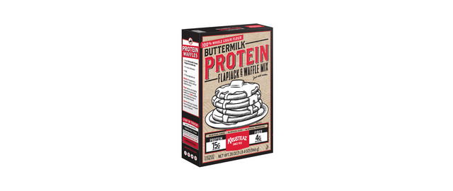 Krusteaz Protein Flapjack & Waffle Mix coupon