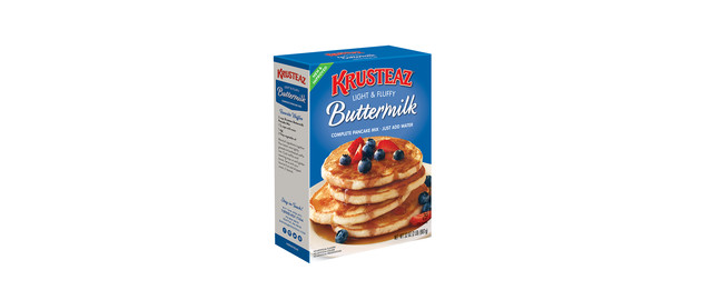 Select Krusteaz Pancake or Waffle Mix coupon