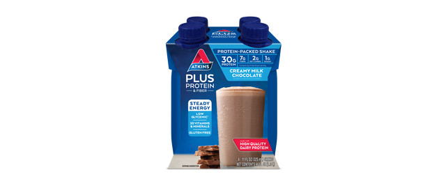 Atkins® PLUS Protein & Fiber Shakes coupon