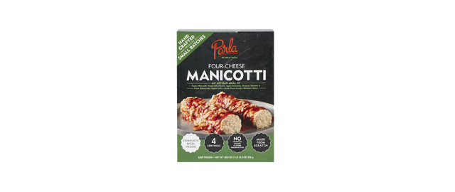 Parla Family Meal Four-Cheese Manicotti coupon
