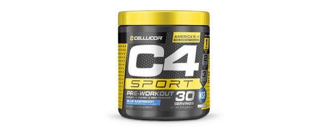 C4 Sport coupon