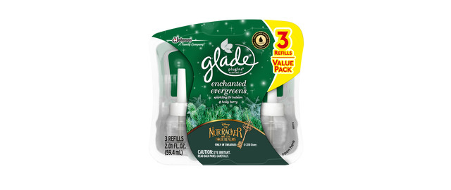 Glade® Holiday Collection PlugIns® Scented Oil Refills coupon