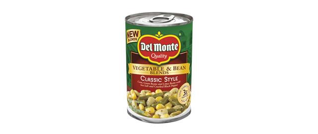 Del Monte® Vegetable & Bean Blends coupon