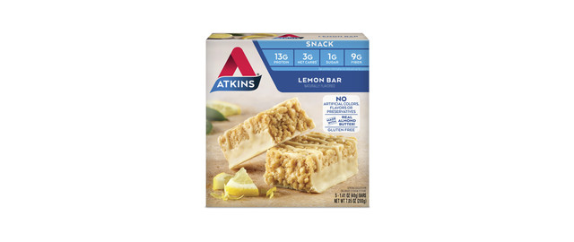 Atkins® Meal Bars or Snack Bars coupon