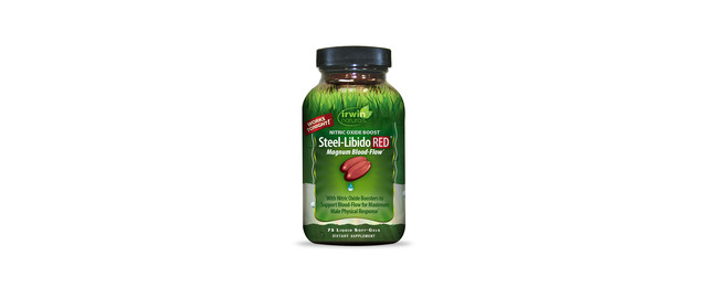 Irwin Naturals® Steel-Libido RED™ coupon