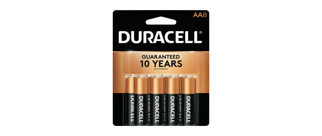 Duracell Coppertop Batteries coupon