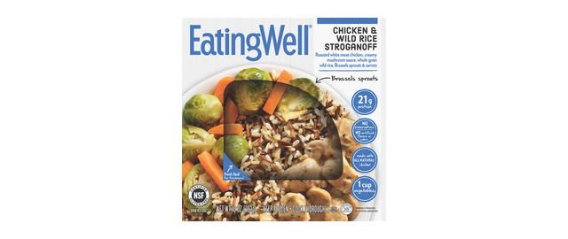 EatingWell® Frozen Entrées coupon