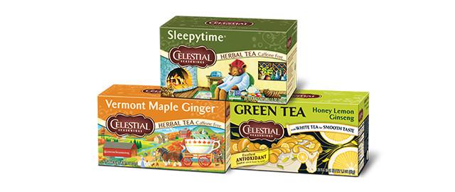 Buy 2: Celestial Seasonings® Tea coupon