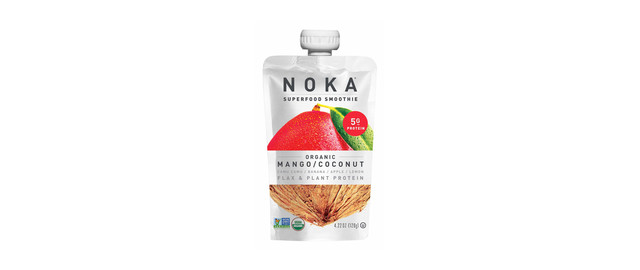 NOKA® Mango Coconut Smoothie coupon