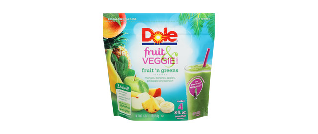 DOLE® Fruit & Veggie Blends coupon