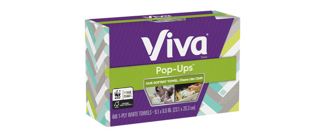 Viva® Pop Ups coupon