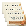 Hannaford_Buy 4: Yardley Bath Bars_coupon_45924