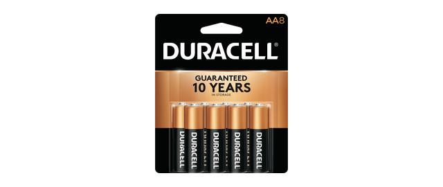 Duracell Coppertop Batteries coupon
