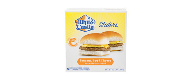 Buy 2: White Castle Breakfast Slider coupon