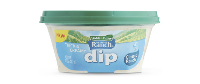 Hidden Valley Classic Ranch Dip coupon