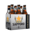 Staples_Sapporo Bottles 6-Pack_coupon_52915