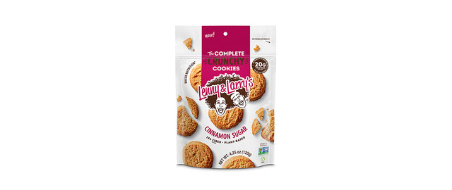 Lenny & Larry's The Complete Crunchy Cookies coupon