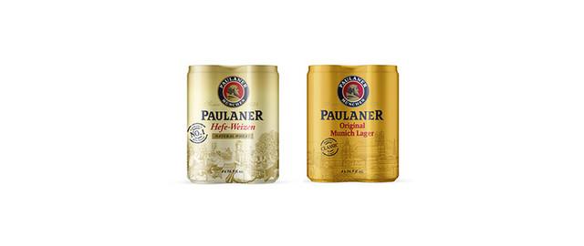 Paulaner Cans coupon