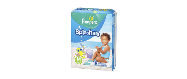 Pampers® Splashers™ Swim Diapers coupon
