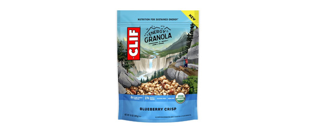 CLIF® Blueberry Crisp Energy Granola coupon