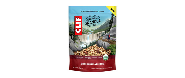 CLIF® Cinnamon Almond Energy Granola coupon