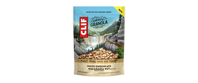 CLIF® White Chocolate Macadamia Nut Energy Granola coupon