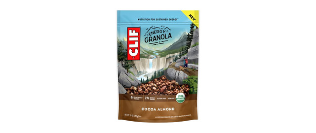 CLIF® Cocoa Almond Energy Granola coupon