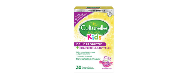 Culturelle® Kids Complete Multivitamin + Probiotic coupon