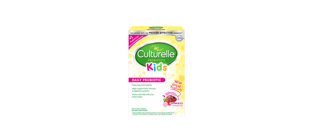 Culturelle® Kids Daily Probiotic Chewables coupon