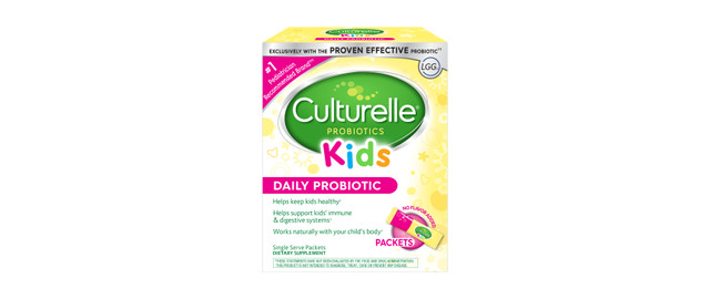 Culturelle® Kids Daily Probiotic Packets coupon