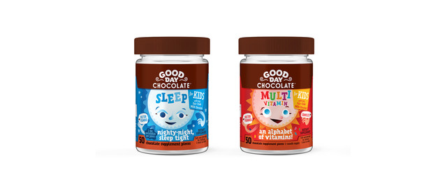 Good Day Chocolate Kids Supplements coupon