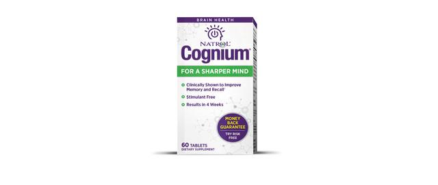 Natrol Cognium coupon