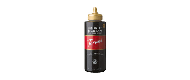 Torani Cookies & Cream Sauce coupon