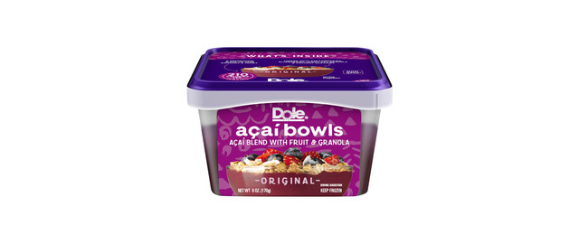 DOLE® Açaí Bowls coupon